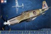 Tamiya 61047 North American RAF Mustang III (1:48)