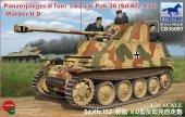 Bronco CB35097 Sd.Kfz.132 Marder IID (1:35)