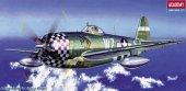Academy 12474 P47D Thunderbolt (1:72)