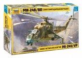 Zvezda 4823 Mi-24V/VP Soviet Attack Helicopter 1/48