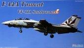Fujimi 722771 F-1 F-14A Tomcat VF-111 Sun downers (1:72)