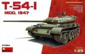 MiniArt 37014 T-54-1 MEDIUM TANK Mod.1947 1/35