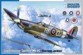 Special Hobby 48195 Supermarine Spitfire Mk. VC 'Overseas Jockeys' 1/48