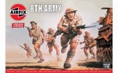 Airfix 00709V WWII British 8th Army 1/76
