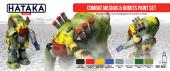 Hataka HTK-AS41 Combat Mechas & Robots paint set
