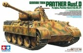Tamiya 35345 German Tank Panther Ausf.D