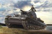 Hobby Boss 80132 German Panzerkampfwagen IV Ausf D / TAUCH