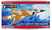 Hasegawa 64758 J35J Draken Shin Kazama Area 88 1/72