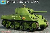 Trumpeter 07224 M4A3 TANK (1:72)