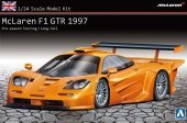 Aoshima 00749 McLAREN F1 GTR 1997 (1:24)