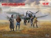 ICM DS4801 WWII Luftwaffe Airfield 1/48
