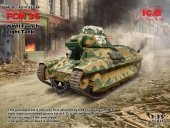 ICM 35336 FCM 36, WWII French Light Tank 1/35