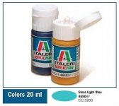 Italeri 4650 GLOSS LIGHT BLUE 20ml