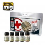 Ammo of Mig 7448 FIRST AID BASIC PIGMENTS