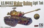 AFV Club 35041 M41A3 Walker Bulldog (1:35)