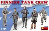 MiniArt 35222 FINNISH TANK CREW (1:35)