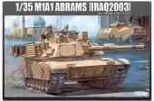 Academy 13202 M1A1 ABRAMS IRAQ 2003 (1:35)