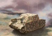 Dragon 6819 Sturmpanzer Ausf.I als Befehlspanzer (Umbau Fahrgestell Pz.Kpfw.IV Ausf.G)