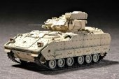 Trumpeter 07296 M2A2 Bradley Fighting Vehicle (1:72)