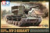 Tamiya 32538 Russian Heavy Tank KV-2 Gigant (1:48)