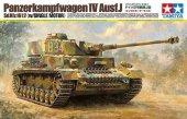 Tamiya 36211 Panzerkampfwagen IV Ausf. J Sd.Kfz. 161/2 w/Single Motor 1/16