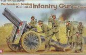 Dragon 6261 15cm Infantry Gun w. Crew (1:35)