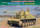 Dragon 6769 Panzerjager II fur Pak 40/2, Sd.Kfz.131 Marder II Early Production (1:35)