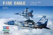 Hobby Boss 80270 F-15C Eagle Fighter (1:72)