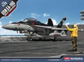 Academy 12560 USN EA-18G VAQ-141 Shadow Hawks 1/72