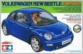 Tamiya 24252 Volkswagen New Beetle Motorized (1:24)