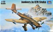 Trumpeter 03216 Junkers Ju 87R Stuka (1:32)