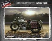 Thunder Model 35003 US Military Motorcycle Indian 741B 1/35