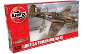 Airfix 01003A Curtiss Tomahawk Mk.IIB 1/72