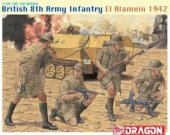 Dragon 6390 British 8th Army ,El Alamein 1942 (1:35)