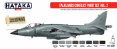 Hataka HTK-AS28 Falklands Conflict paint set vol. 2