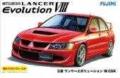 Fujimi 039244 Mitsubishi Lancer Evolution VIII (1:24)