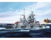 Trumpeter 05776 German Cruiser Admiral Hipper 1941 1:700
