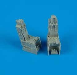 Quickboost QB48105 F-15D Eagle ejection seats with safety belts 1/48