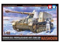 Tamiya 32600 German Self-Propelled Heavy Anti-Tank Gun Nashorn 1/48