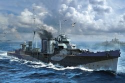 Trumpeter 05363 HMS Colombo 1/350