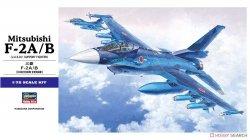 Hasegawa E15-00545 Mitsubishi F-2A/B J.A.S.D.F Support Fighter 1/72