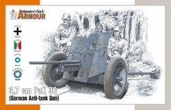 Special Armour 72024 3,7 cm PaK 36 (German Anti-tank Gun) 1/72