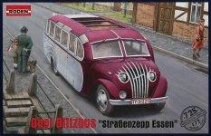 Roden 725 Opel Strasenzepp Essen (1:72)
