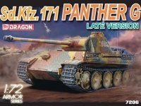 Dragon 7206 Panther G Late (1:72)