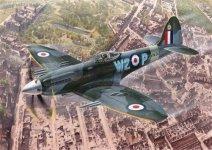 Special Hobby 72233 Supermarine Spitfire Mk.24 Last of Best (1:72)