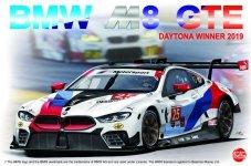 NuNu PN24010 BMW M8 GTE 2019 DAYTONA WINNER 1/24