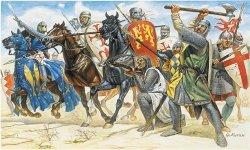 Italeri 6009 Crusaders (1:72)