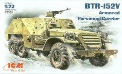 ICM 72531 BTR-152V (1:72)