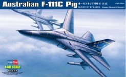 Hobby Boss 80349 Australian F-111C Pig (1:48)