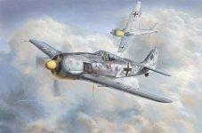 Italeri 2751 FW 190 A-8 (1:48)